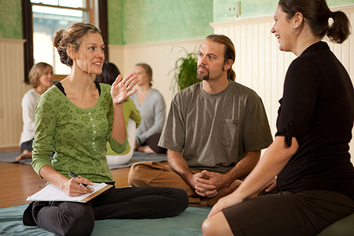 Yoga Therapy TrainingPhoenix Rising Training
